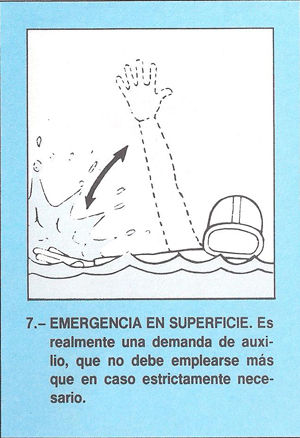 EMERGENCIA EN SUPERFICIE